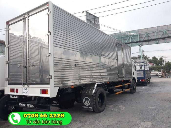 Xe tải 8 tấn 2 ISUZU hỗ trợ trả góp lên đến 90 % 0