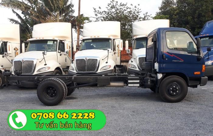 Bán xe tải 8 tấn giá rẻ HCM - HyunDai SL120