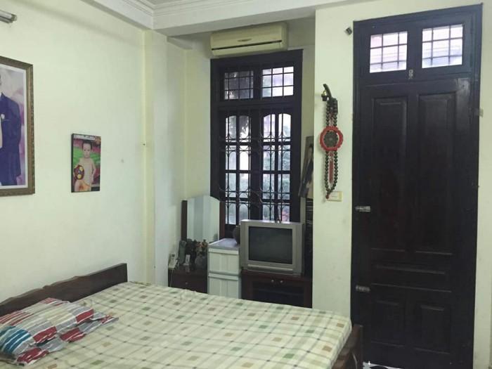Nhà ngõ Nguyễn Tri Phương 24mX4t