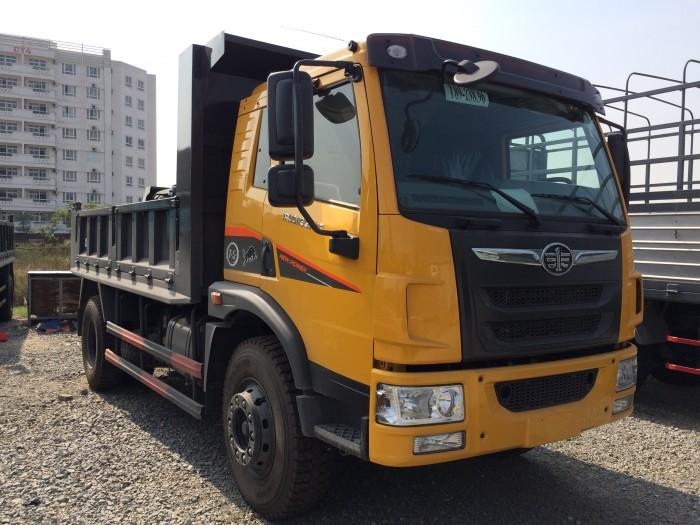 Bán xe Dongfeng Trường Giang 7.8 tấn 2 cầu giá rẻ tại Quảng Ninh