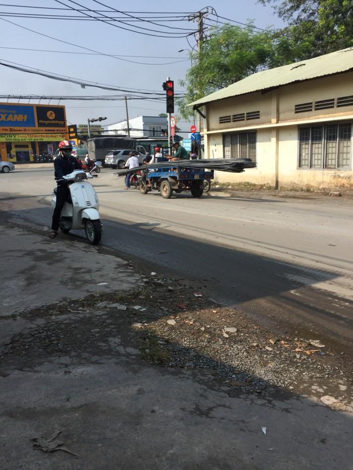Đất củ chi đường Hương Lộ 2, có sổ hồng 100m2, xây dựng tự do giá 750 triệu.