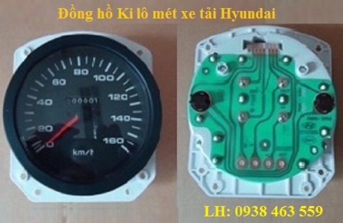 Đồng hồ ki lô mét
