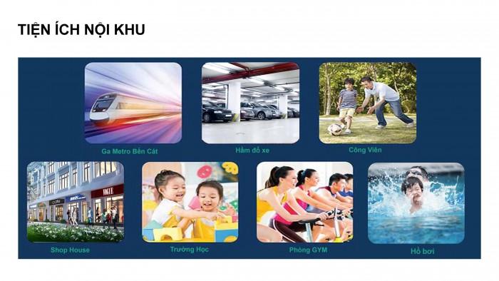 Căn hộ tốt nhất Quận 12, MT Lê Thị Riêng, TT 300tr nhận nhà