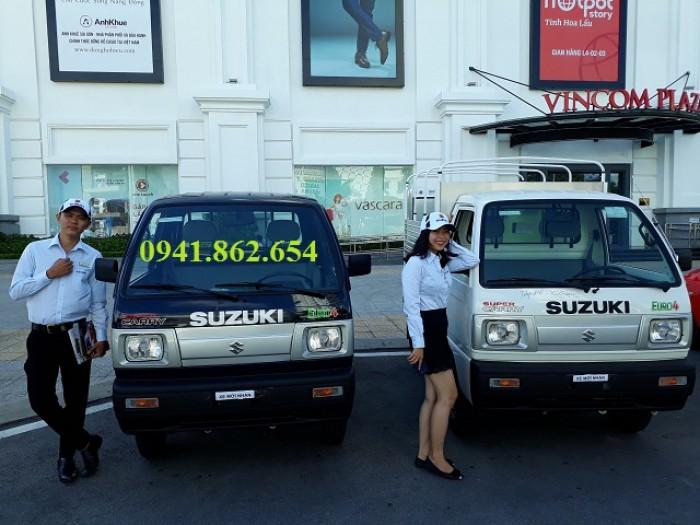 Khuyến Mãi 100% Phí Trước Bạ Khi Mua Xe Tải Suzuki Truck 645kg Trong Tháng 11 | Xe Tải Trả Góp. 0