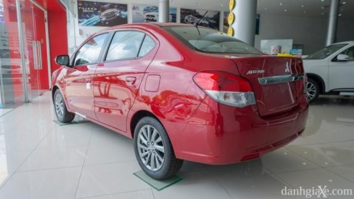 Mitsubishi Attrage xe Nhật NHẬP KHẨU nguyên chiếc