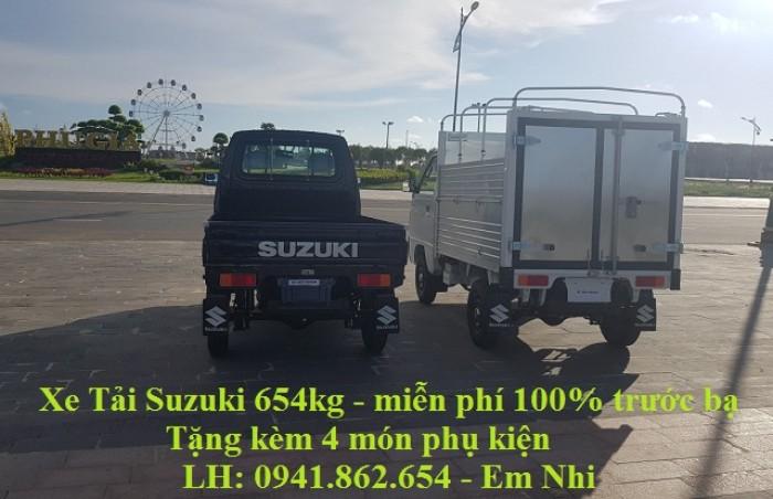 Khuyến Mãi 100% Phí Trước Bạ Khi Mua Xe Tải Suzuki Truck 645kg Trong Tháng 11 | Xe Tải Trả Góp. 1
