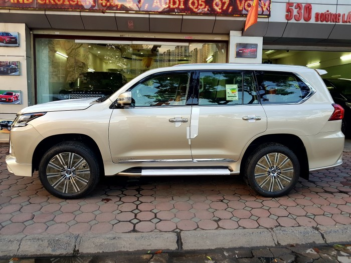 #Lexus #LX570 #SuperSport 2018