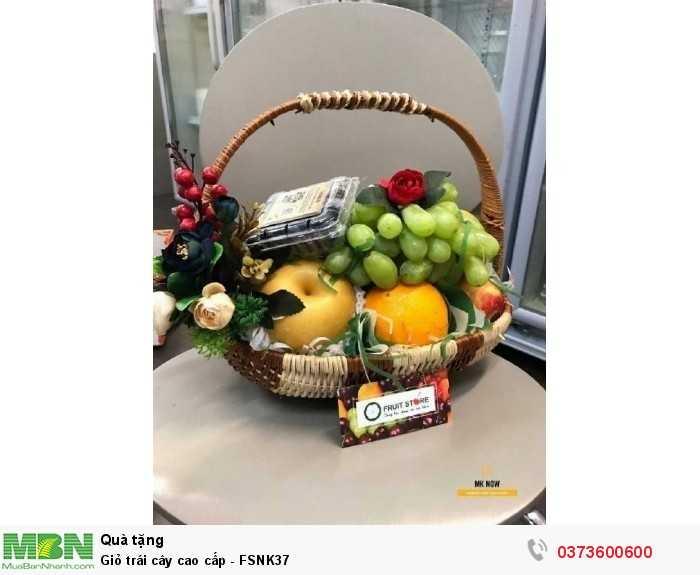 Đặt Giỏ trái cây cao cấp - FSNK370