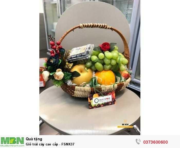Mua Giỏ trái cây cao cấp - FSNK371
