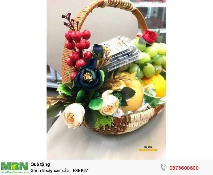 Bán Giỏ trái cây cao cấp - FSNK372