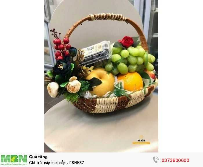 Đặt mua Giỏ trái cây cao cấp - FSNK374