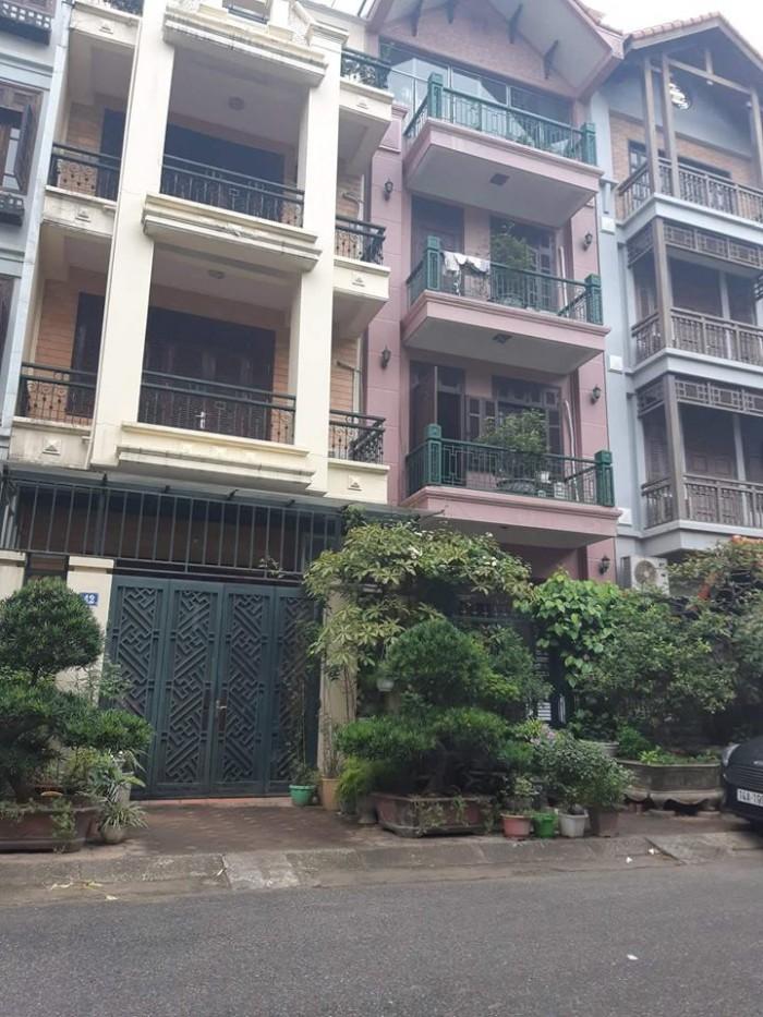 Nhà Phân lô ngõ ô tô tránh phố Lạc Trung 50m2, 5 tầng, Mt 5m