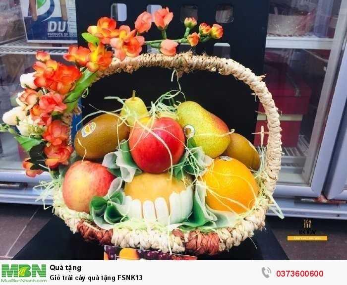 Mua Giỏ trái cây quà tặng FSNK131