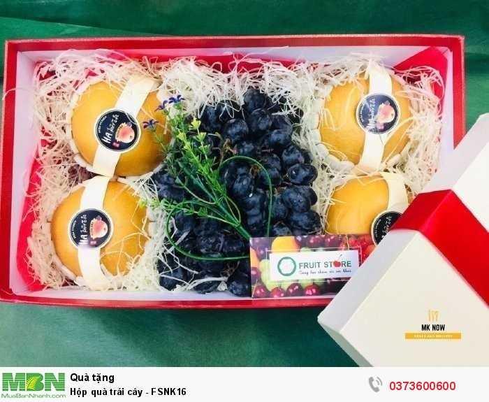 Hộp quà trái cây - FSNK160