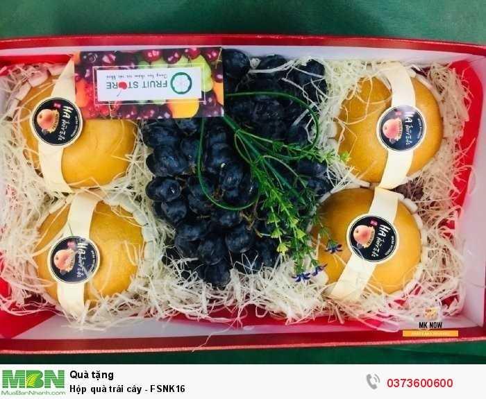 Hộp quà tặng trái cây1