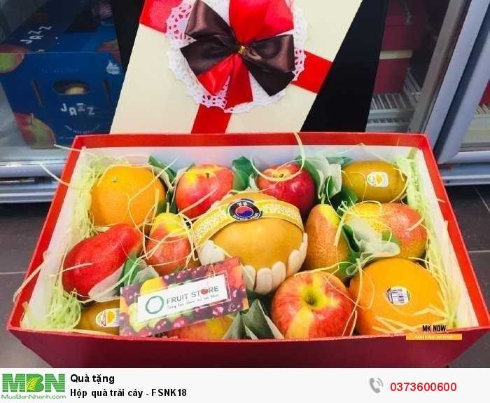 Đặt Hộp quà trái cây - FSNK180