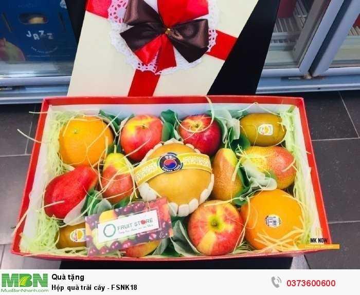 Mua Hộp quà trái cây - FSNK181