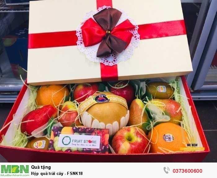 Bán Hộp quà trái cây - FSNK182