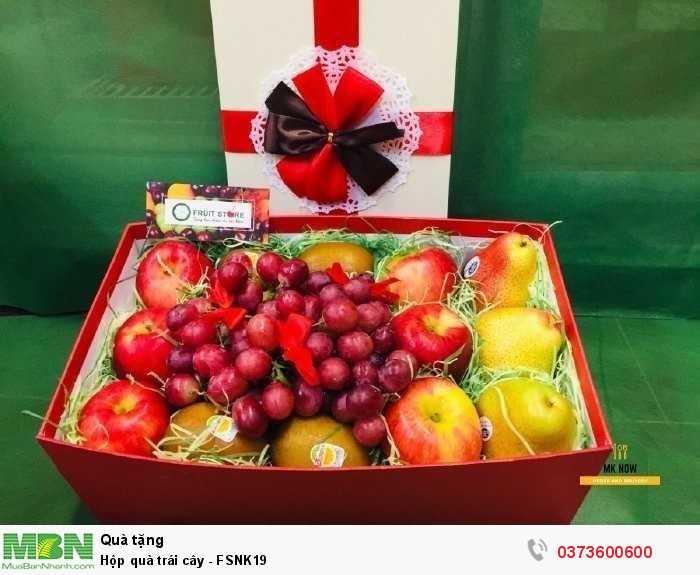 Mua Hộp quà trái cây - FSNK191