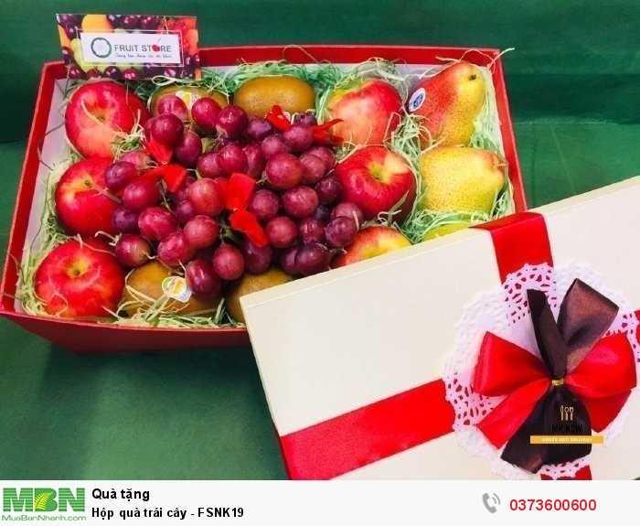 Bán Hộp quà trái cây - FSNK192