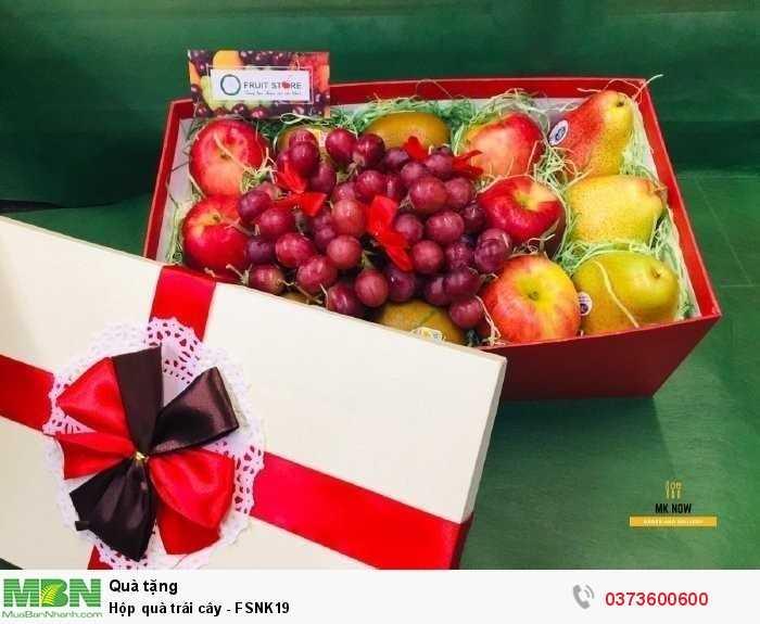Order Hộp quà trái cây - FSNK193