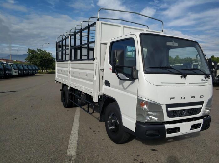 Xe tải 3,5 tấn Mitsubishi Canter 6.5. Tặng 35 triệu tiền mặt T9/2020
