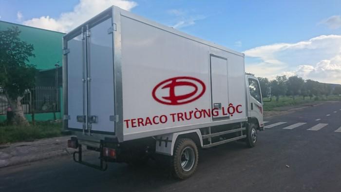 Xe tải Isuzu đông lạnh 1,9 tấn