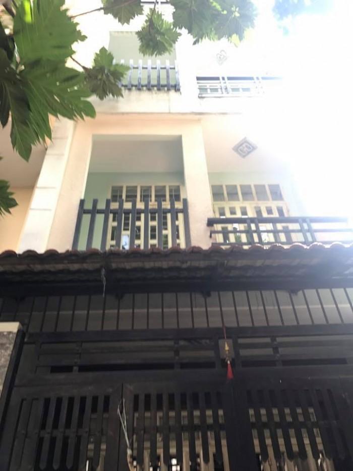 Bán nhà Hẻm 6m Vườn Lài, P.Phú Thọ Hòa, 4x16, 3 lầu