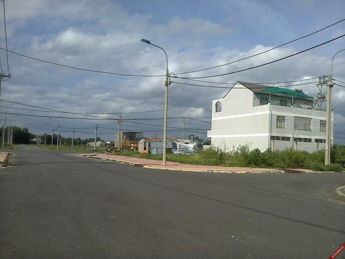 Cần bán 450m2 đất thổ cư, sổ hồng chính chủ trong khu đô thị Bình Dương