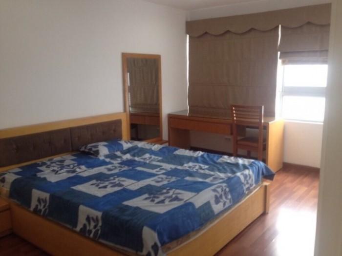 Cho thuê chung cư 2PN full đồ sinh hoạt, 83m2