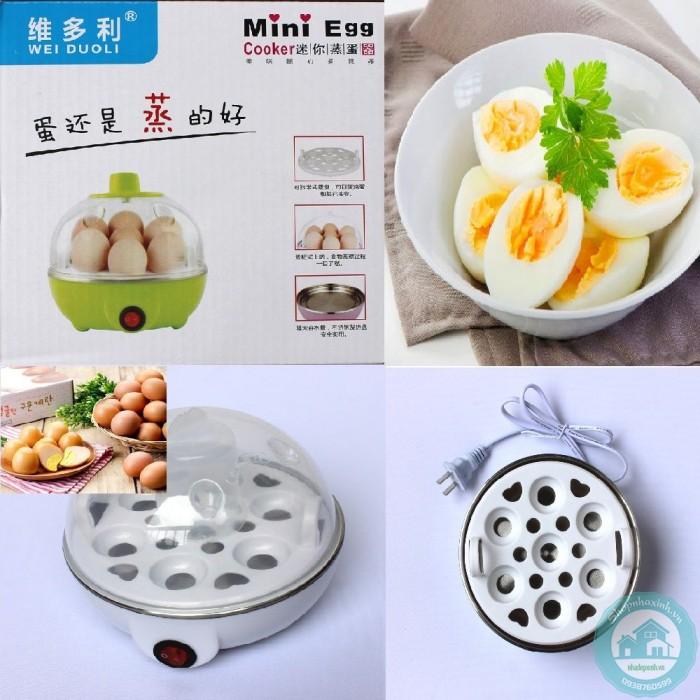 Nồi Hấp Trứng Cooker NX12852