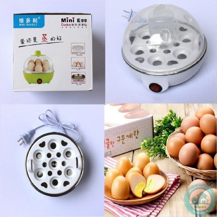 Nồi Hấp Trứng Cooker NX12850