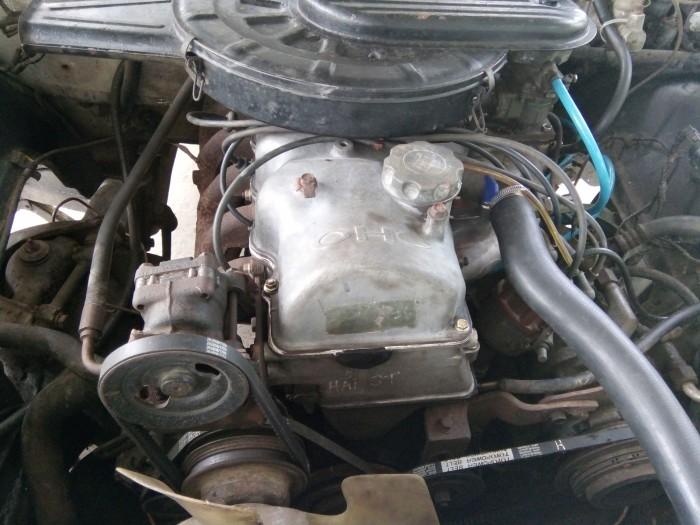 Toyota Crown sản xuất năm 1986 Số tay (số sàn) Động cơ Xăng
