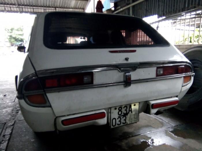 Xe cổ toyota crown wagong custom 1970,