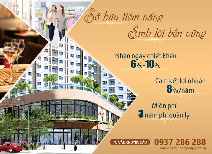 Trung tâm thương mại trong khu chung cư