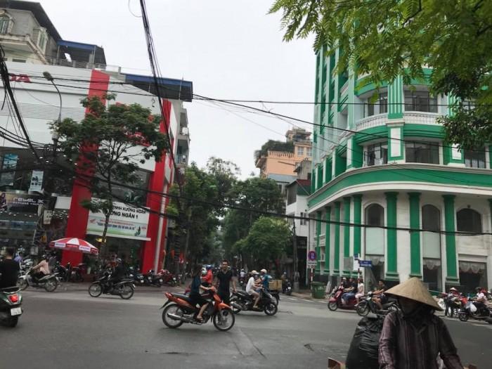 Cần bán nhà Mặt phố Nguyễn Bỉnh Khiêm, HBT, kinh doanh sầm uất, 4 tầng