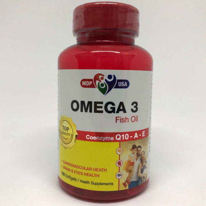Omega 3 Fish Oil - Bổ não, tốt cho da và mắt2
