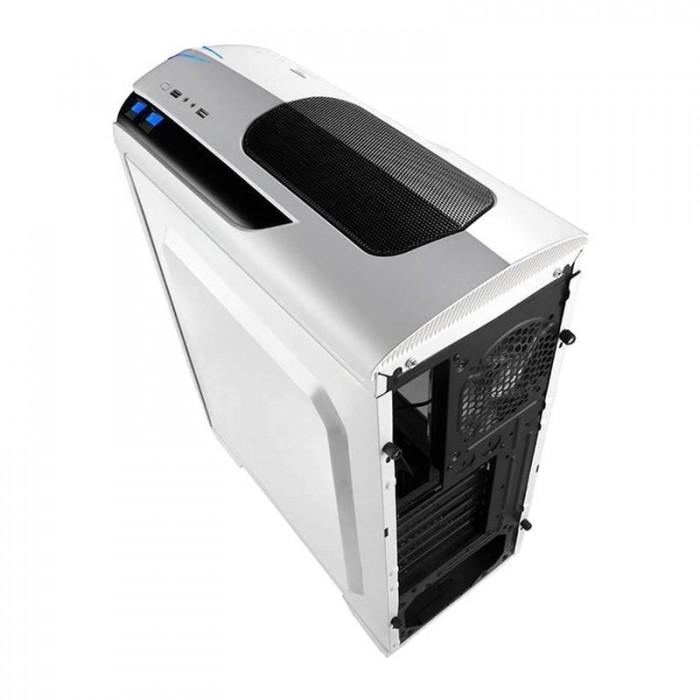Vỏ thùng case máy tính Golden Field 8231W trắng chính hãng1