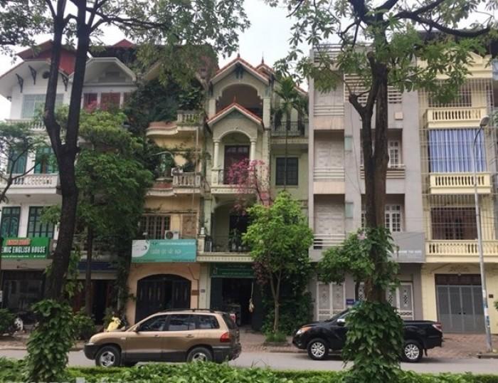 Mặt phố Nguyễn Công Thái, 80m2, 5 tầng, MT6.2m, kinh doanh sầm uất.