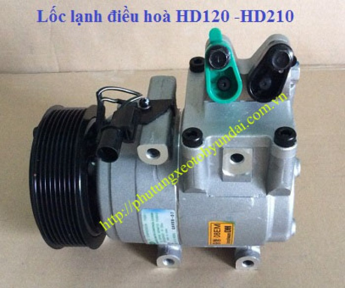 Phụ tùng xe tải Hyundai 5 tấn hd120 và 13 tấn hd210 6