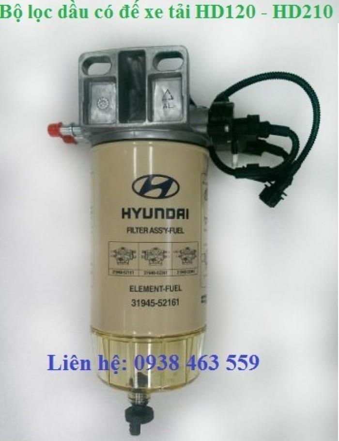 Phụ tùng xe tải Hyundai 5 tấn hd120 và 13 tấn hd210 4