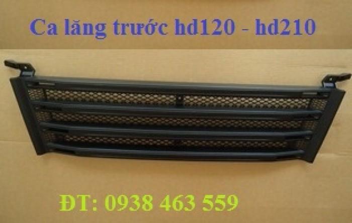 Phụ tùng xe tải Hyundai 5 tấn hd120 và 13 tấn hd210 0