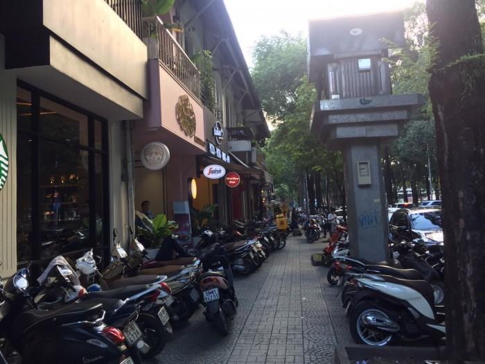 Bán nhà MT Hàn Thuyên, P. Bến Thành, Q.1