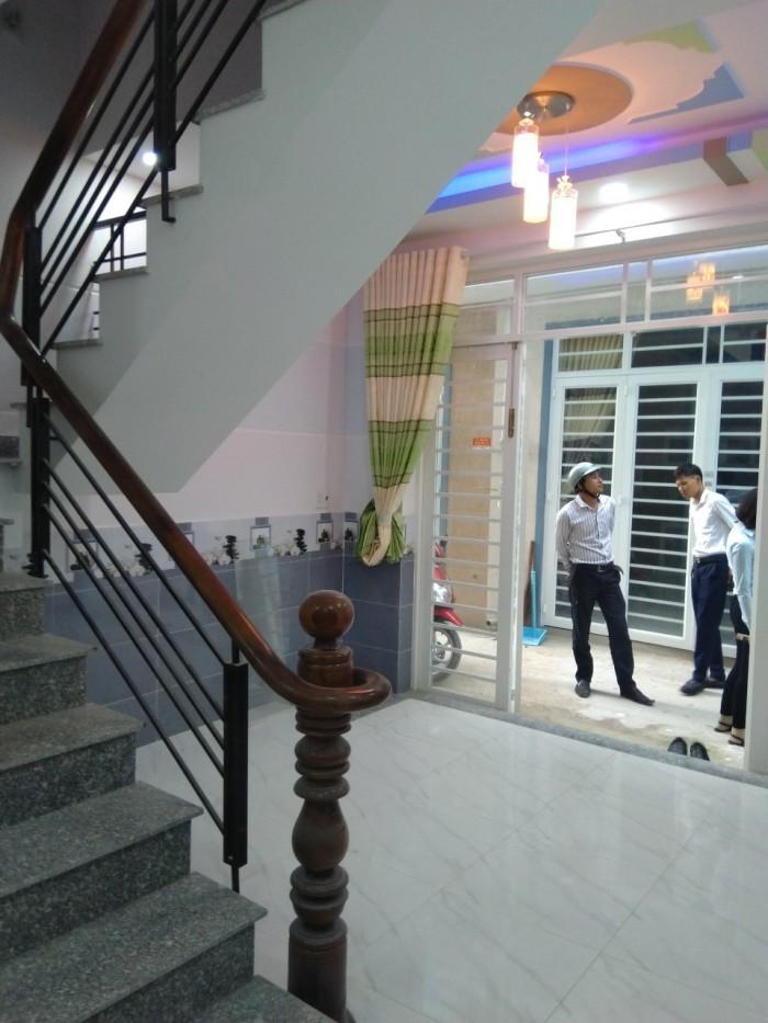 Nhà liền kề vào ở ngay đường Lê Văn Khương Q 12