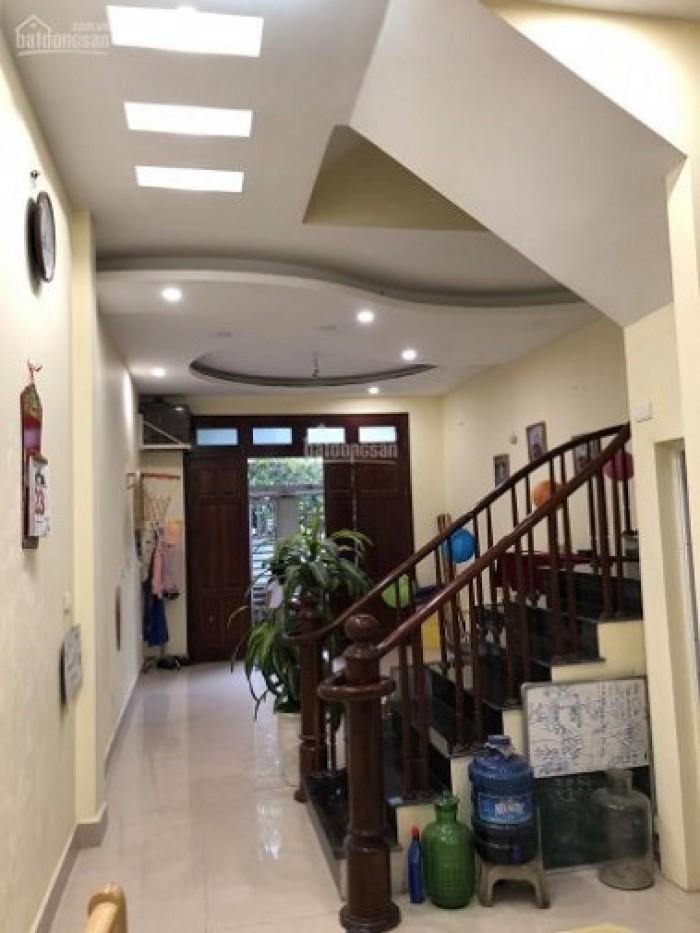 Nhà 2 mặt thoáng thiết kế 4T*4PN phố Xốm Phú Lãm