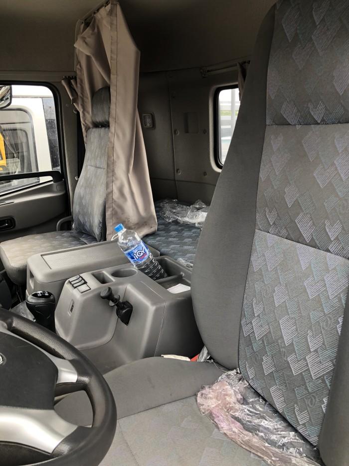 Xe tải Dongfeng yc310 4 chân 2017 nhập khẩu tải trọng 17t9/17tan9/17,9t/17.9t thùng 9m5 mới 100%