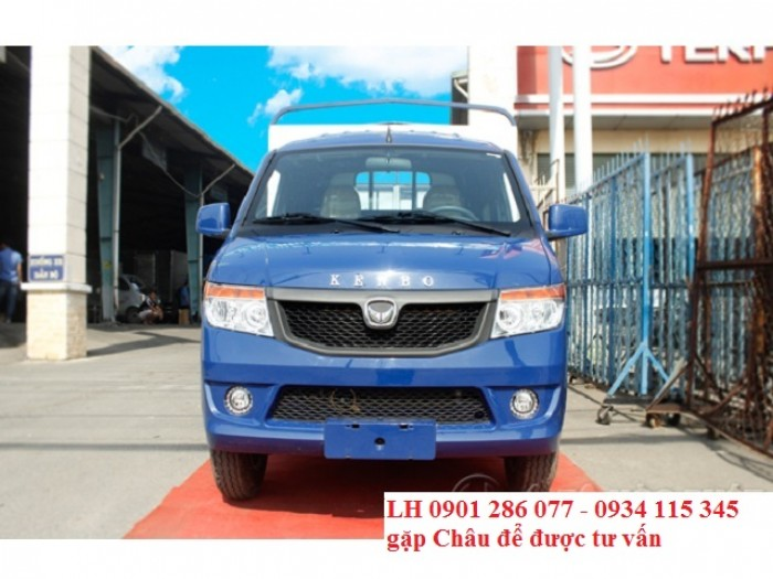 Xe tải kenbo Chiến Thắng 2018 / Nơi bán xe tải kenbo Chiến Thắng 990kg nhập khẩu + giá tốt nhất 3