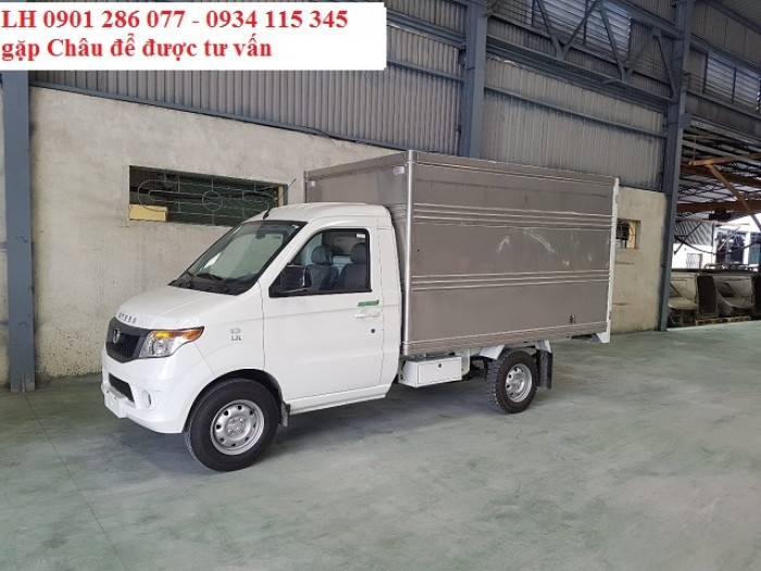 Xe tải kenbo Chiến Thắng 2018 / Nơi bán xe tải kenbo Chiến Thắng 990kg nhập khẩu + giá tốt nhất 2