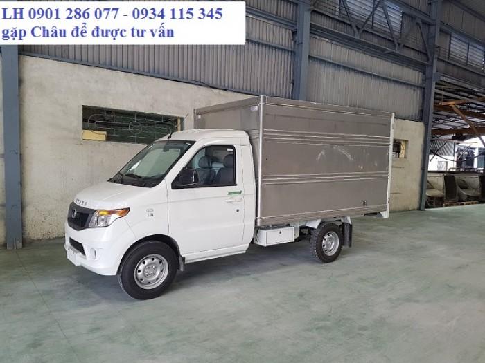 Xe tải kenbo Chiến Thắng 2018 / Nơi bán xe tải kenbo Chiến Thắng 990kg nhập khẩu + giá tốt nhất 4