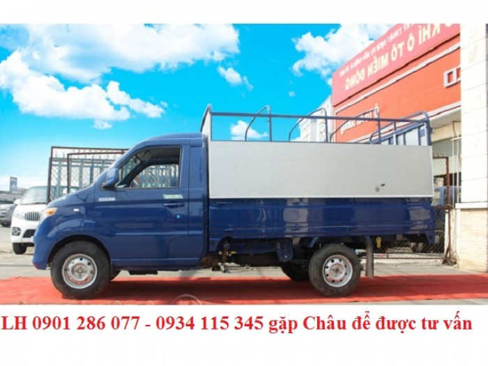 Xe tải kenbo Chiến Thắng 2018 / Nơi bán xe tải kenbo Chiến Thắng 990kg nhập khẩu + giá tốt nhất 1